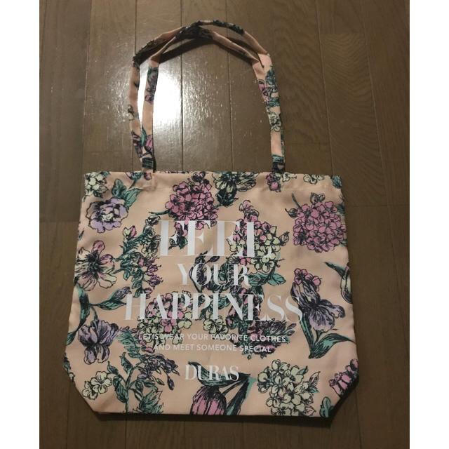 DURAS(デュラス)のデュラス ノベルティ レディースのバッグ(トートバッグ)の商品写真