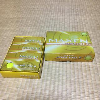 ダンロップ(DUNLOP)のDUNLOP MAXFLI HYPER EASE Ⅱ ゴルフボール(その他)