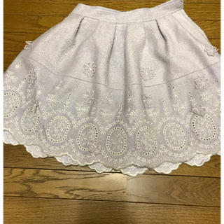 リズリサ(LIZ LISA)のリズリサ スカート(ひざ丈スカート)