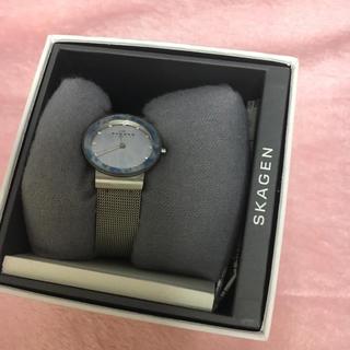 スカーゲン(SKAGEN)のスカーゲン 中古 正規品 腕時計(腕時計)