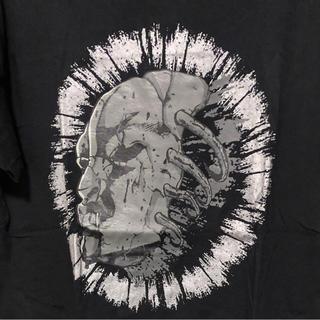 アルトラバイオレンス(ultra-violence)の初期 ジョジョの奇妙な冒険 石仮面 Tシャツ ultra violence(少年漫画)
