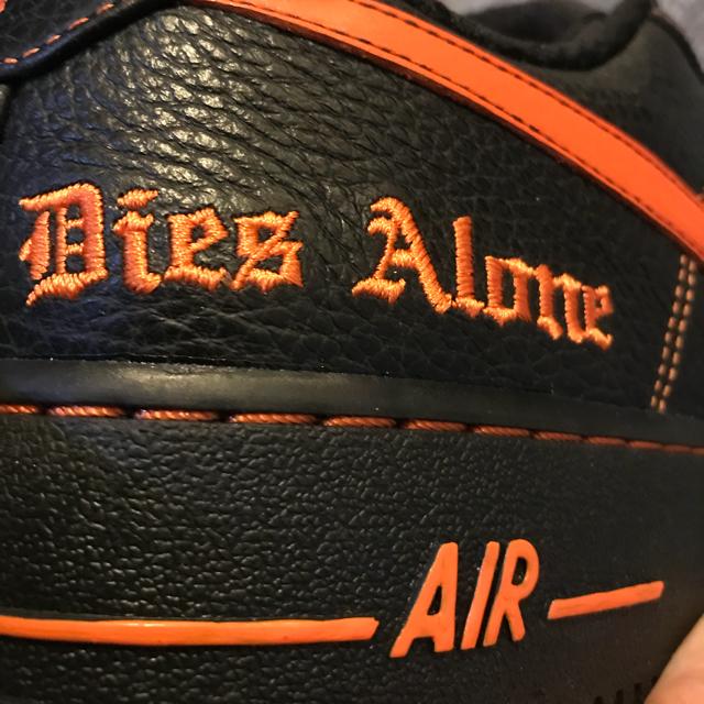 NIKE(ナイキ)のVLONE x Nike Air Force 1 Low メンズの靴/シューズ(スニーカー)の商品写真