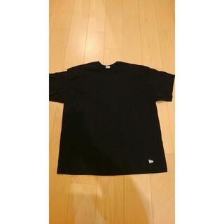 ニューエラー(NEW ERA)のNEWERA  Tシャツ 半袖 ワンポイント XXL(Tシャツ/カットソー(半袖/袖なし))