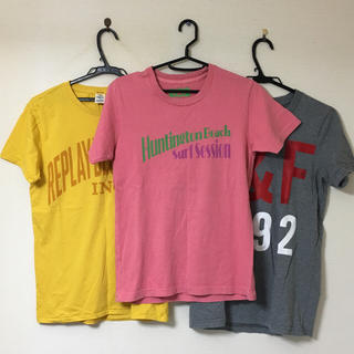 TMT REPLAY Abercrombie&Foch Tシャツ S サイズ(Tシャツ/カットソー(半袖/袖なし))