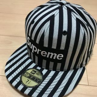 シュプリーム(Supreme)のsupreme×NEW ERA キャップ(キャップ)