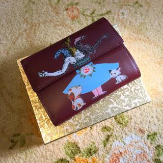 アンダーカバー(UNDERCOVER)のundercover コラージュ ウォレット(折り財布)