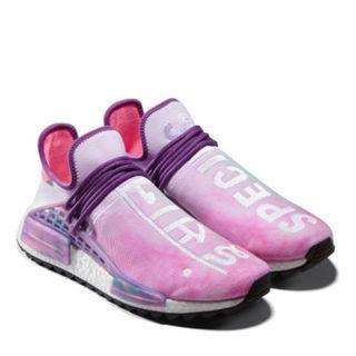 アディダス(adidas)のピンク29 PHARRELL WILLIAMS x ADIDAS NMD(スニーカー)