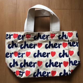 シェル(Cher)のCher ミニトートバッグ(トートバッグ)