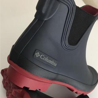 コロンビア(Columbia)のコロンビア ラディ スリップ  レインブーツ 23.0㌢(レインブーツ/長靴)