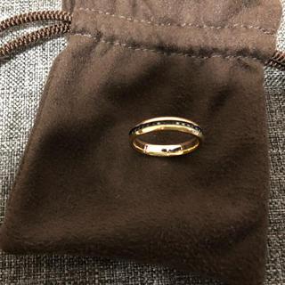 ポンテヴェキオ(PonteVecchio)のポンデヴェキオ YG.PG.WG.ブラックダイヤモンド(リング(指輪))