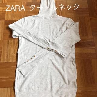 ザラ(ZARA)のZARA  タートルネック(ホルターネック)