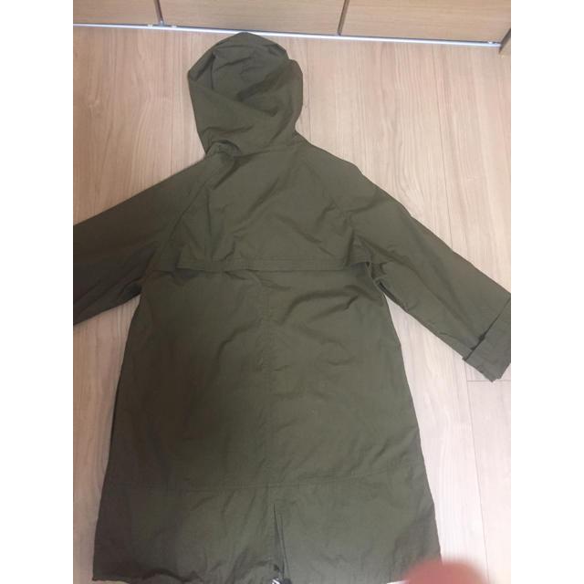 LE CIEL BLEU(ルシェルブルー)のお値下げ☆LE CIEL BLEU 春 モッズコート レディースのジャケット/アウター(モッズコート)の商品写真