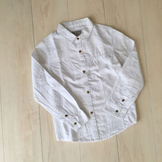 ザラ(ZARA)の新品同様✨【110】ZARABoys★シンプル×シャツ(その他)