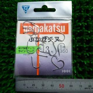 ガマカツ(がまかつ)の☆海釣 仕掛け ☆ がまかつ(gamakatsu) ふかせチヌ 針3号 15本(その他)