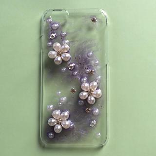 iPhone - 【SALE】春色の風に吹かれて…iPhone6/6sケース