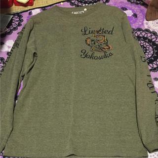ゴッドサイズ(GODSIZE)のTシャツ(Tシャツ/カットソー(七分/長袖))