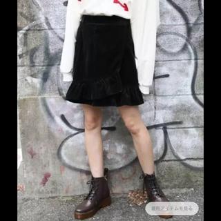 ローリーズファーム(LOWRYS FARM)のフリルスカート(ミニスカート)