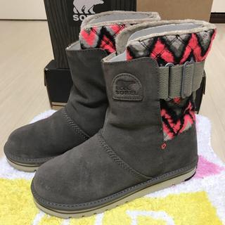 ソレル(SOREL)の期間限定値下げ‼︎SOREL Newbie 25cm(ブーツ)