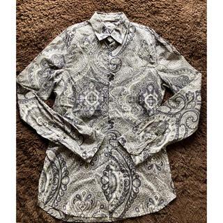 ENERGIE メンズロング袖シャツ