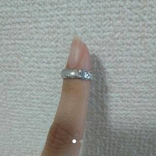 【るぃ様専用】ハワイアンピンキーリング(リング(指輪))