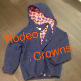 ロデオクラウンズ(RODEO CROWNS)のロデオ アウター(ブルゾン)