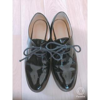 フレイアイディー(FRAY I.D)のフレイアイディーエナメルシューズ(ローファー/革靴)