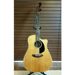 フェンダー(Fender)の【中古】Fender KINGMAN SCE NAT(エレアコ)(アコースティックギター)