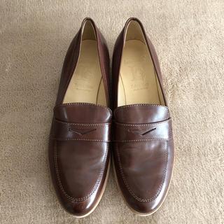 プラージュ(Plage)のLUCCA GROSSI ローファー(ローファー/革靴)