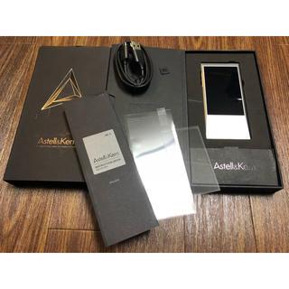 アイリバー(iriver)のAstell&Kern AK Jr 64GB DAP ハイレゾ プレーヤー(ポータブルプレーヤー)