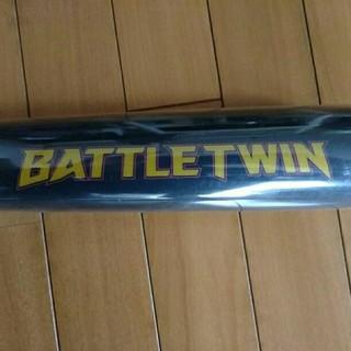 ゼット(ZETT)の野球シーズン到来!ZETT 軟式野球 バット【バトルツイン BCT30804】(バット)