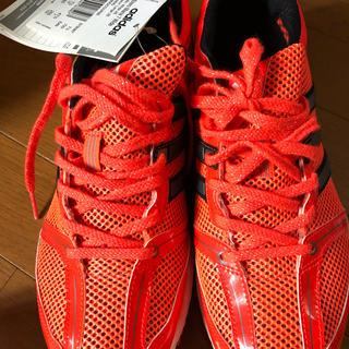 アディダス(adidas)の新品アディダス ランニングシューズ(シューズ)
