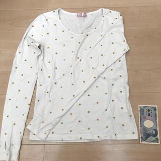 指穴ロングTシャツ[チョコレート様お取り置き](Tシャツ(長袖/七分))