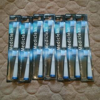 オムロン(OMRON)のOMRON スペアブラシ セット 電動歯ブラシ用(歯ブラシ/デンタルフロス)