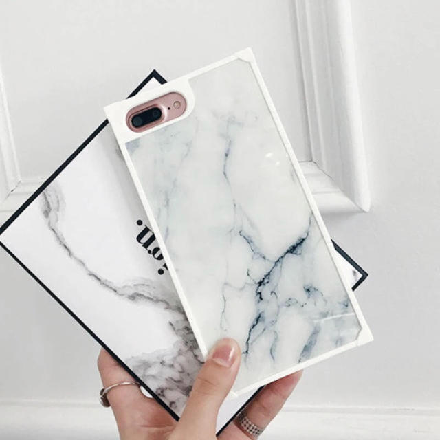 iphone ケース 蓋 、 大理石iPhoneケースの通販 by 3児mama❤︎shop|ラクマ