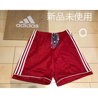 アディダス(adidas)の新品 adidas メンズ ハーフパンツ サッカー フットサル O(ウェア)