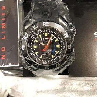 セクター(SECTOR)のセクター 1000m ダイバーウオッチ(腕時計(アナログ))