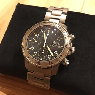 シン(SINN)の【テツ様専用】中古 腕時計 ジン Sinn 203TI(腕時計(アナログ))