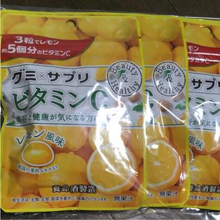 グミサプリ ビタミンC 6袋セット(ビタミン)