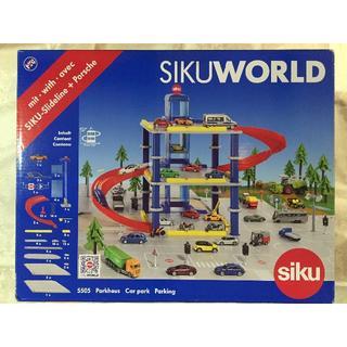 ボーネルンド(BorneLund)のジク  SIKU   パーキングタワー   ボーネルンド   (電車のおもちゃ/車)
