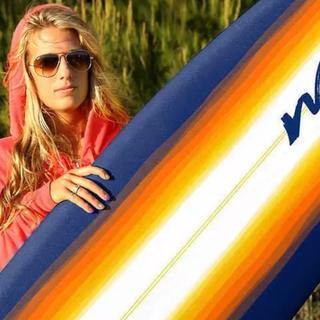 ハーレー(Hurley)のサーフィン  ソフトボード ビギナーサーフボード 8.0フィート(243cm(サーフィン)