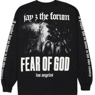 フィアオブゴッド(FEAR OF GOD)の値下げ不可FEAR OF GOD JAY-Z  Long SleeveXL(その他)