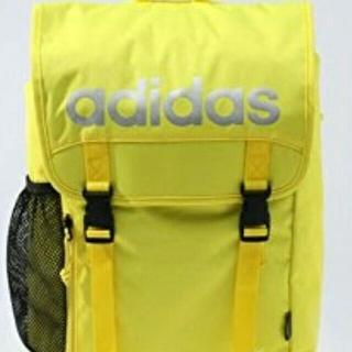 アディダス(adidas)のももクロ ポシュレ リュック ver2 イエロー(アイドルグッズ)