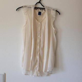 ジエンポリアム(THE EMPORIUM)の春♡シフォンブラウス(Tシャツ(半袖/袖なし))