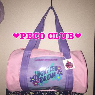 ペコクラブ(PECO CLUB)の❤︎PECO CLUB❤︎ドラムバッグ❤︎美品(ドラムバッグ)
