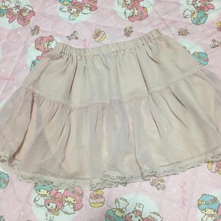 リズリサ(LIZ LISA)のLIZLISAスカート(ミニスカート)