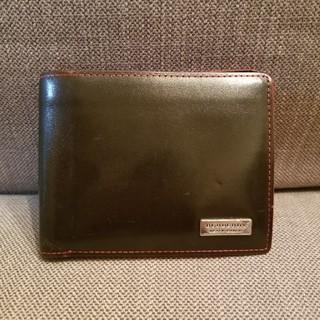 バーバリー(BURBERRY)のkid様専用 BURBERRY メンズ 二つ折り財布(折り財布)