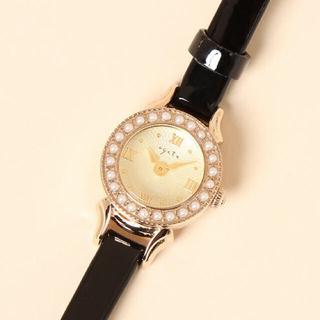 アガット(agete)のアガット(agete CLASSIC ) A.CNO.6YG時計 新品❗️(腕時計)
