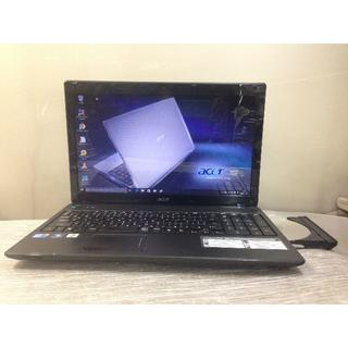 エイサー(Acer)のエイサーASPIRE5742 Core i3 DVDマルチ Win10(ノートPC)