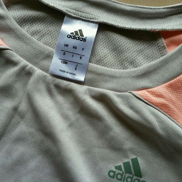 adidas(アディダス)のアディダス レディースTシャツ スポーツ/アウトドアのテニス(ウェア)の商品写真