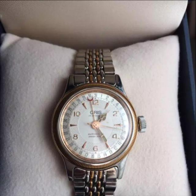 82fb964d43 ORIS - 【オリス】自動巻き腕時計の通販 by みーちゃん's shop|オリス ...